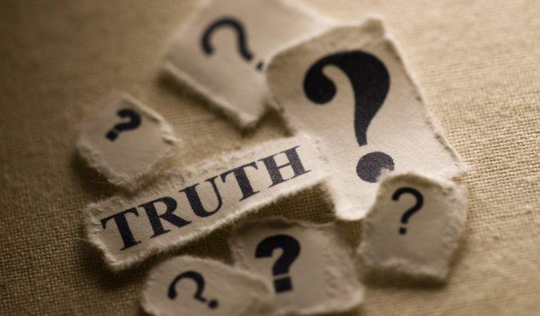 هل الحقيقة مطلقة أم نسبية ؟
