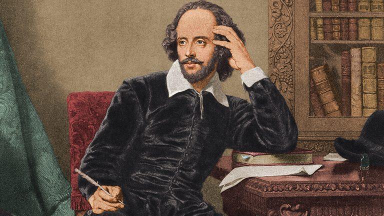 ويليام شكسبير …أفضل مؤلف مسرحي