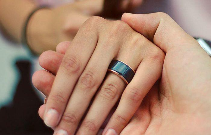 خاتم يجعلك تشعر بنبض الشخص الذي تحبه أينما كان