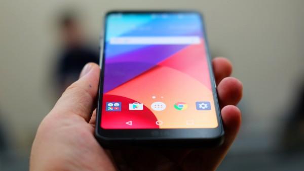نظرة عامة علي هاتف LG G6