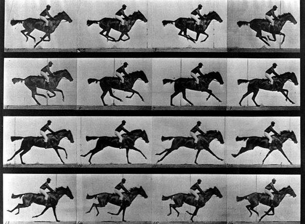 قصة أول صورة متحركة كانت تتويج لبداية تاريخ السينما
