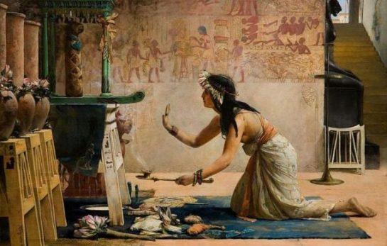 حقائق ربما لاتعرفها عن مصر القديمة، الجزء الأول.