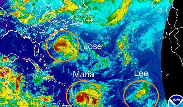 """بعد """"إرما"""" اعصار جديد يصل إلي درجة قصوي من الخطورة يهدد بلاد وجزر عدة"""