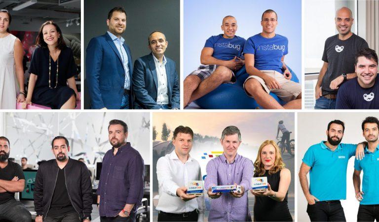 قائمة فوربس لأقوي 100 شركة ناشئة علي المستوي العربي لعام 2017