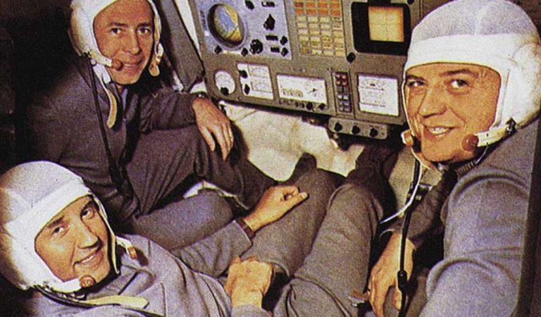 فقط ثلاث رواد فضاء ماتوا في الفضاء في ظل ظروف مريبة ربما لم تسمع عنهم – بالعربي