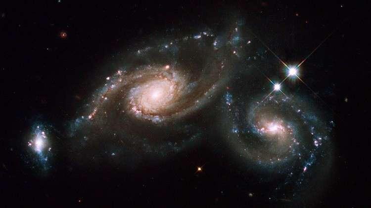 اكتشاف نوع جديد من الثقوب السوداء العملاقة بالقرب من قلب مجرتنا – بالعربي