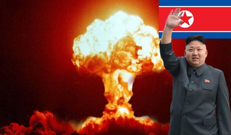 كوريا الشمالية في طريقها لإجراء أكبر انفجار نووي على مدار التاريخ البشري