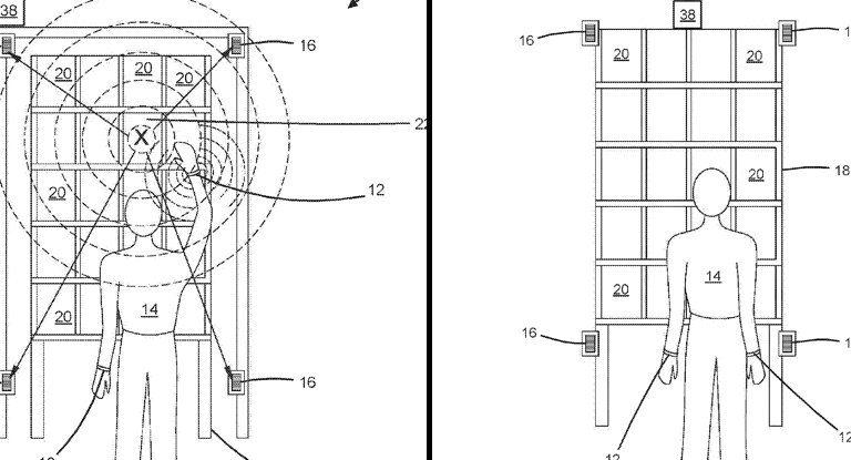 أمازون تسجل براءة اختراع جديدة، جهاز تعقب لأيدي الموظفين.