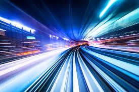 تقرير عن سرعة الضوء