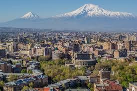 وسط مدينة يريفان القديمة
