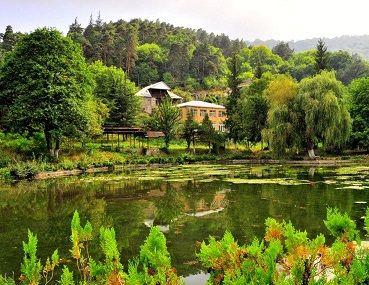 حديقة Dilijan