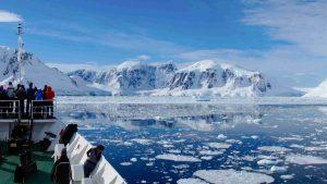 ذوبان جليد القارة القطبية الجنوبية