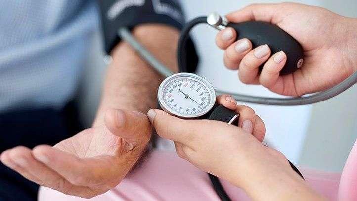 ضغط الدم الطبيعي