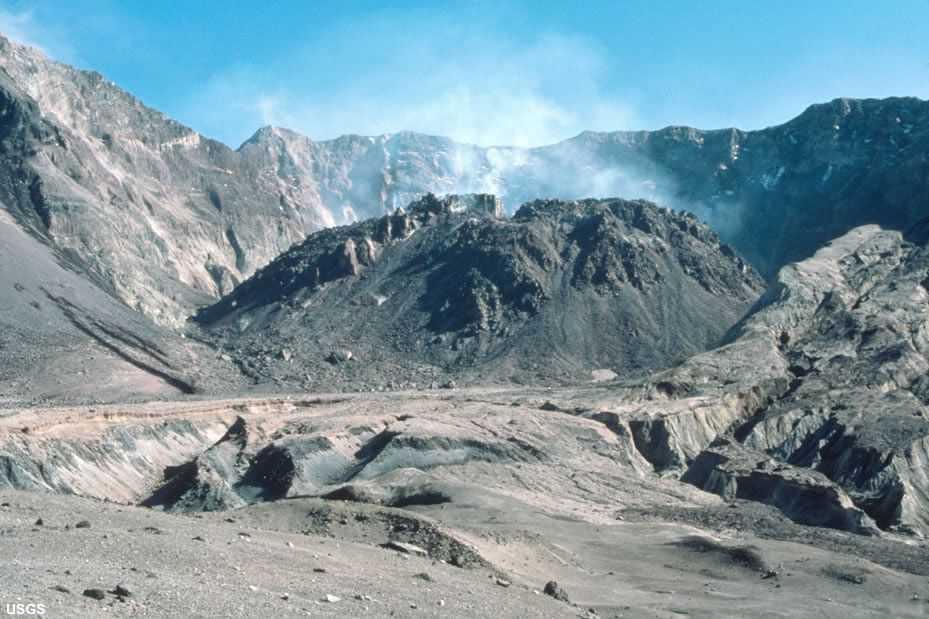 القمم البركانية
