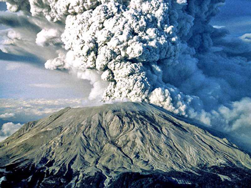 ثوران جبل بيناتوبو سنة 1991