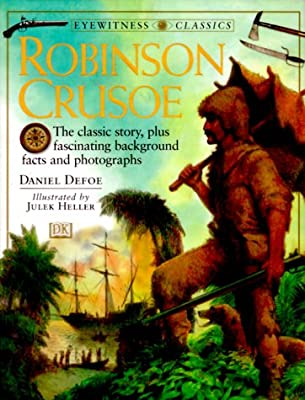 ما لا تعرفه عن روبنسون كروزو