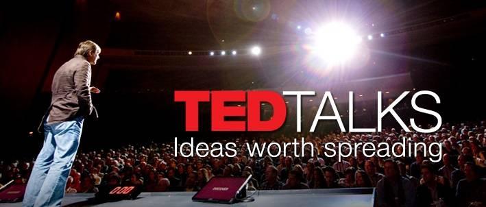 موقع TED talks