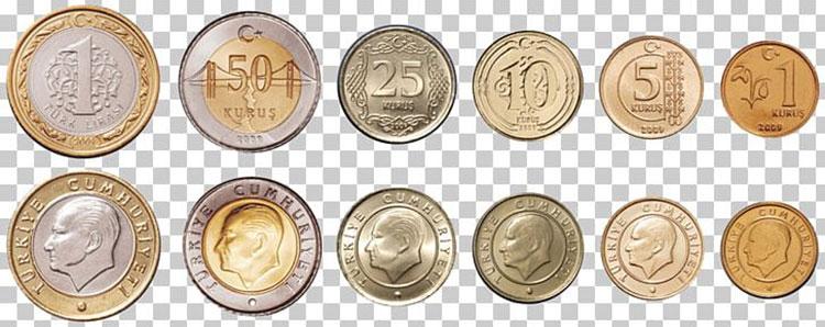 العملات المعدنية التركية